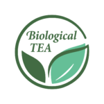 #health&tea biological tea logo