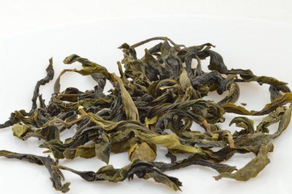 #healthandtea High Mountain Green Tea