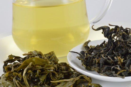healthandtea high mountain green tea