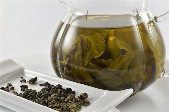 healthandtea smoky mist oolong tea