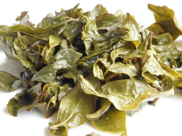 #healthandtea four seasons oolong tea
