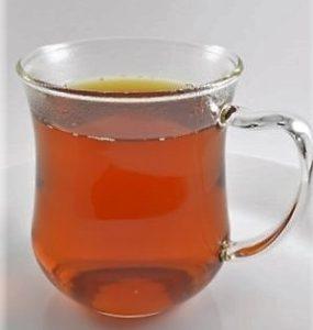 #healthandtea honey black tea