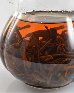 #healthandtea honey black tea