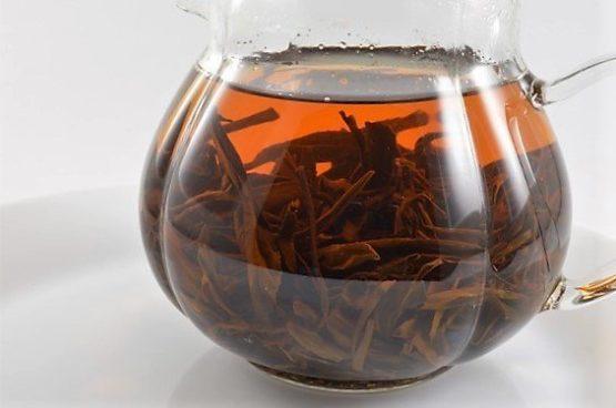 healthandtea honey black tea