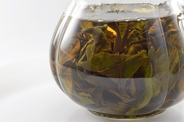 #healthandtea Honey Dew White Tea