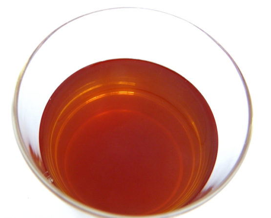 #healthandtea ruby black tea