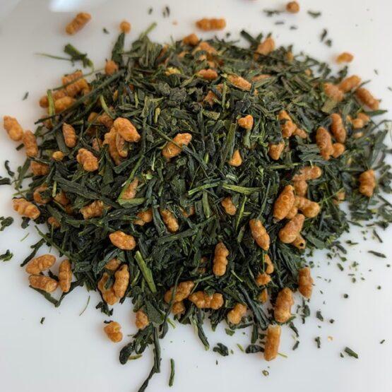 Health&Tea Organic Genmaicha Dry Leaves