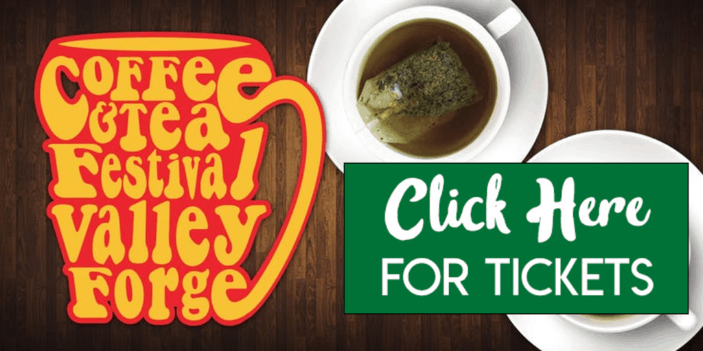 #Health&Tea discount for Coffee Tea Festival 2019 Oaks