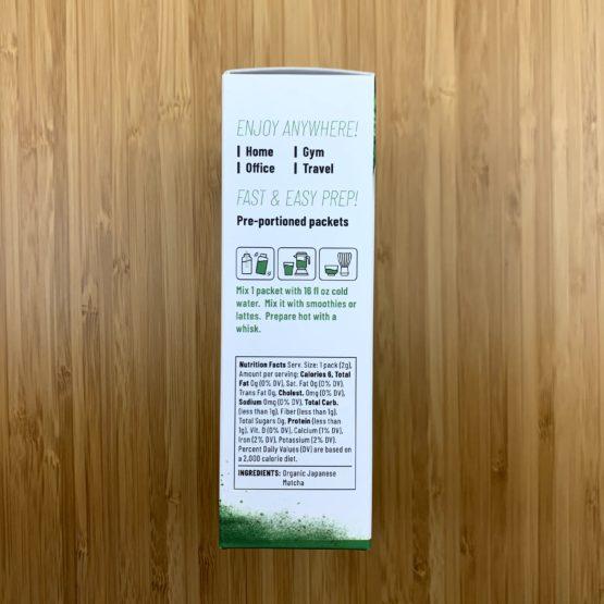 Health&Tea On-The-Go Side 1 Bag