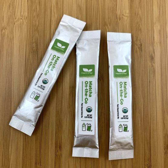 Matcha On-The-Go Single Packets