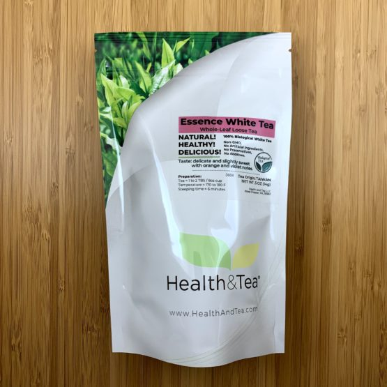 Health&Tea Essence White Front