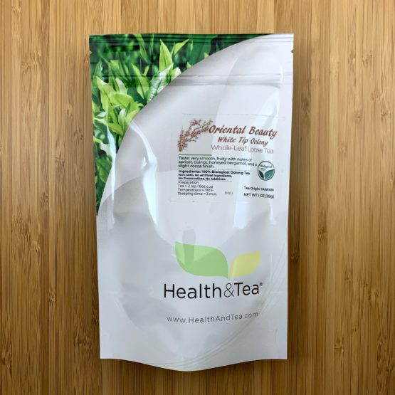 Health&Tea Oriental Beauty Front